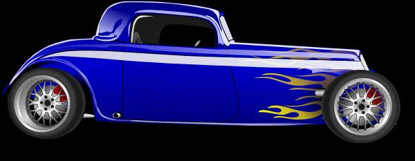 Classic Car clipart blue Clipart classic car Cliparts Classic