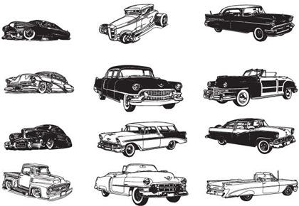Classic Car clipart cadillac Cars Classic Cars Classic more