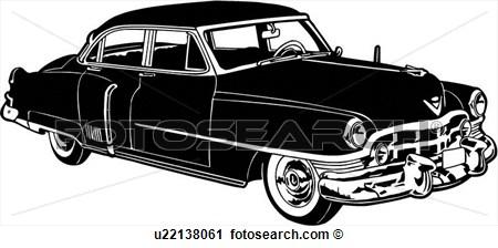 Classic Car clipart cadillac – cadillac vhzvb9 1950s caddie