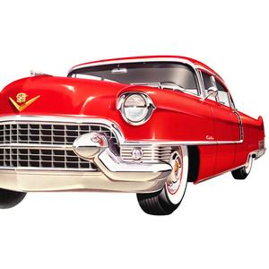 Classic Car clipart cadillac Vehicles Vintage Cadillac Cars Art