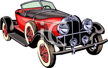 Classic Car clipart convertible Automobile%20clipart Panda Free Automobile Art