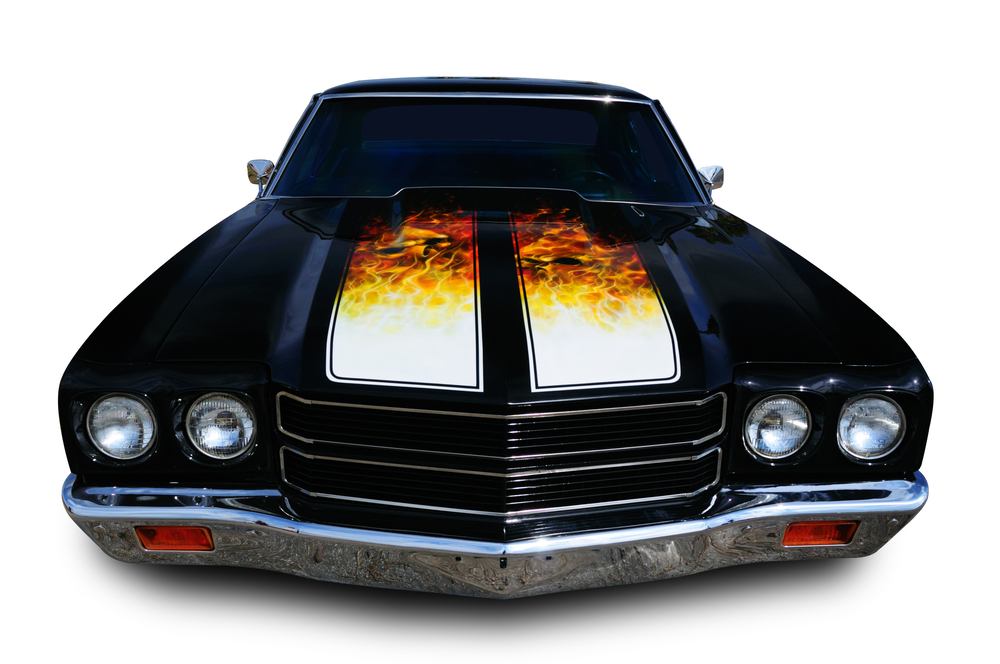 Classic clipart classic muscle car Image kid car #41987 cool
