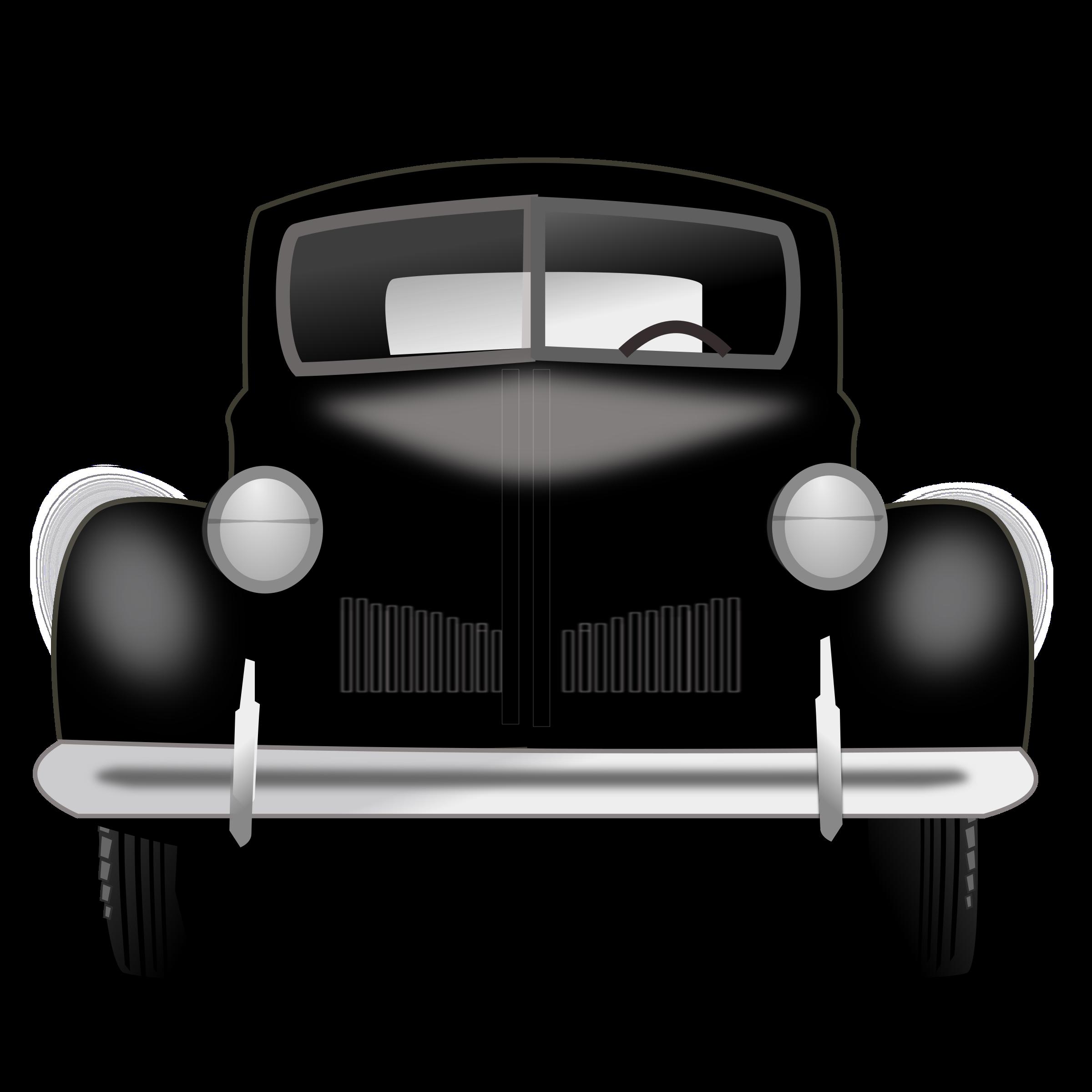 Classic Car clipart front view Clipart car classic 3 classic