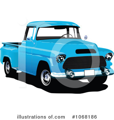 Classic Car clipart illustration a Free by #1068186 Illustration leonid