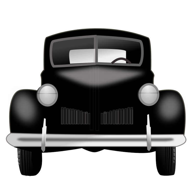 Classic Car clipart illustration a IMAGE 3 classic car Clipart