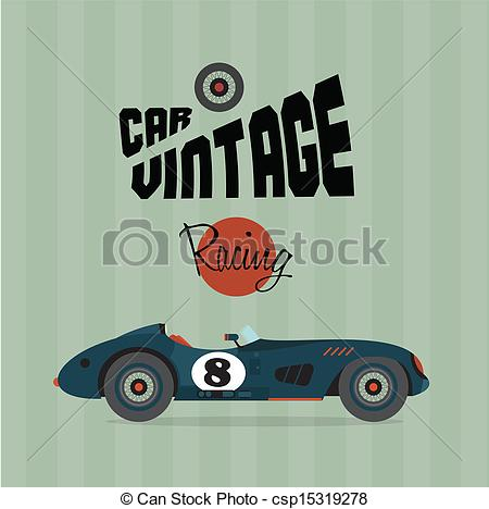 Classic Car clipart modern car Clipart Vector Vector classic a