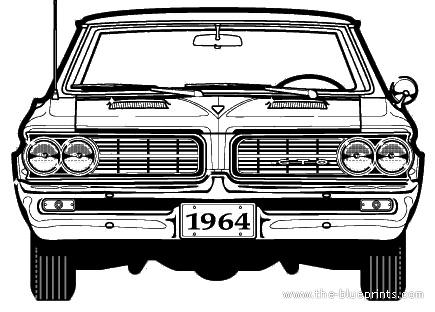 Classic Car clipart modern car Car Pontiac 21 on printables