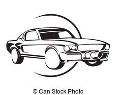 Classic Car clipart muscle car Old Images Photos Muscle Stock