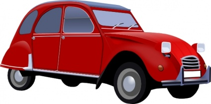 Classic Car clipart old fashioned car ClipArt clip free vectors Free