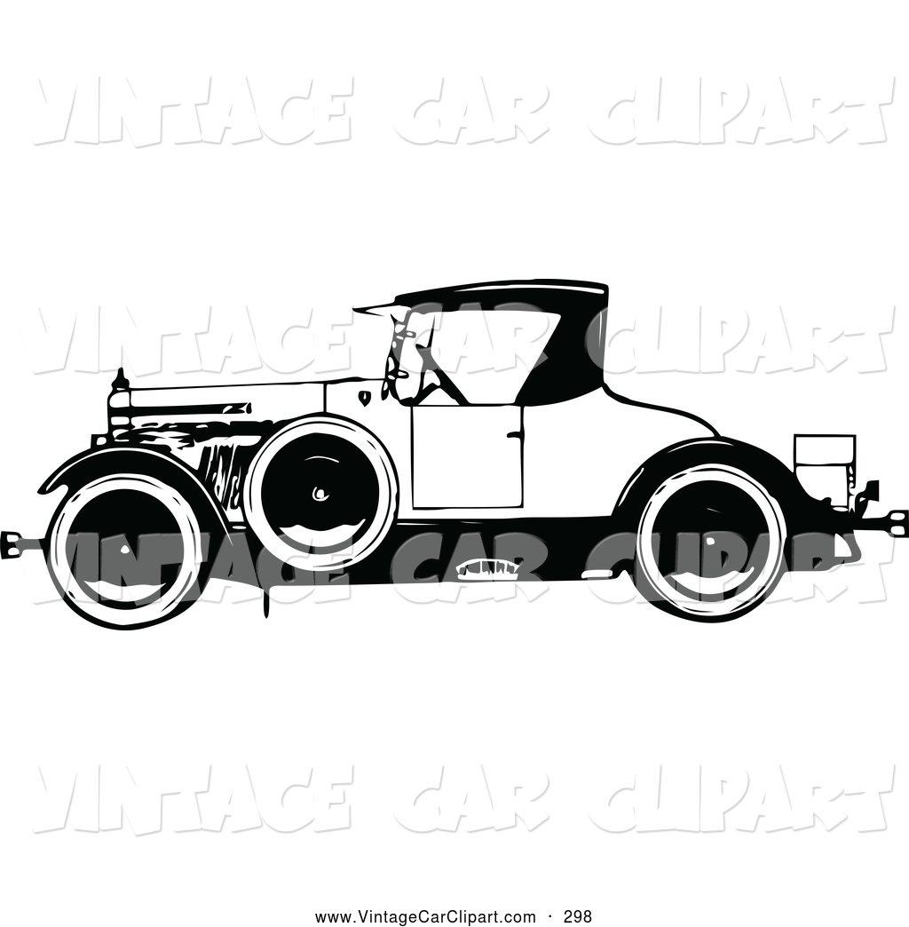 Classic Car clipart old fashioned car Royalty Vintage Designs Page of