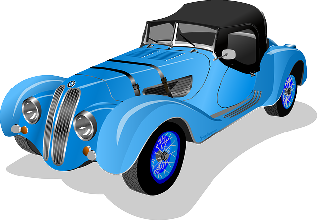 Classic Car clipart old school Vintage Free Public Art Use