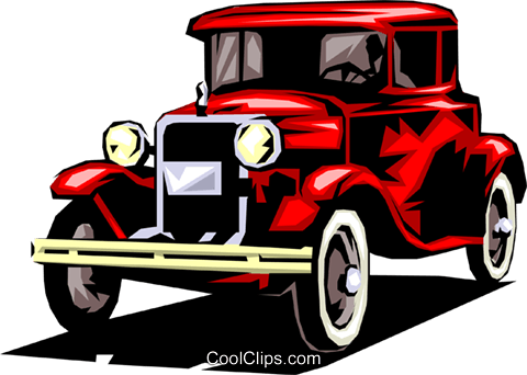 Classic Car clipart old style Old oldtimer cars clipart Clipground