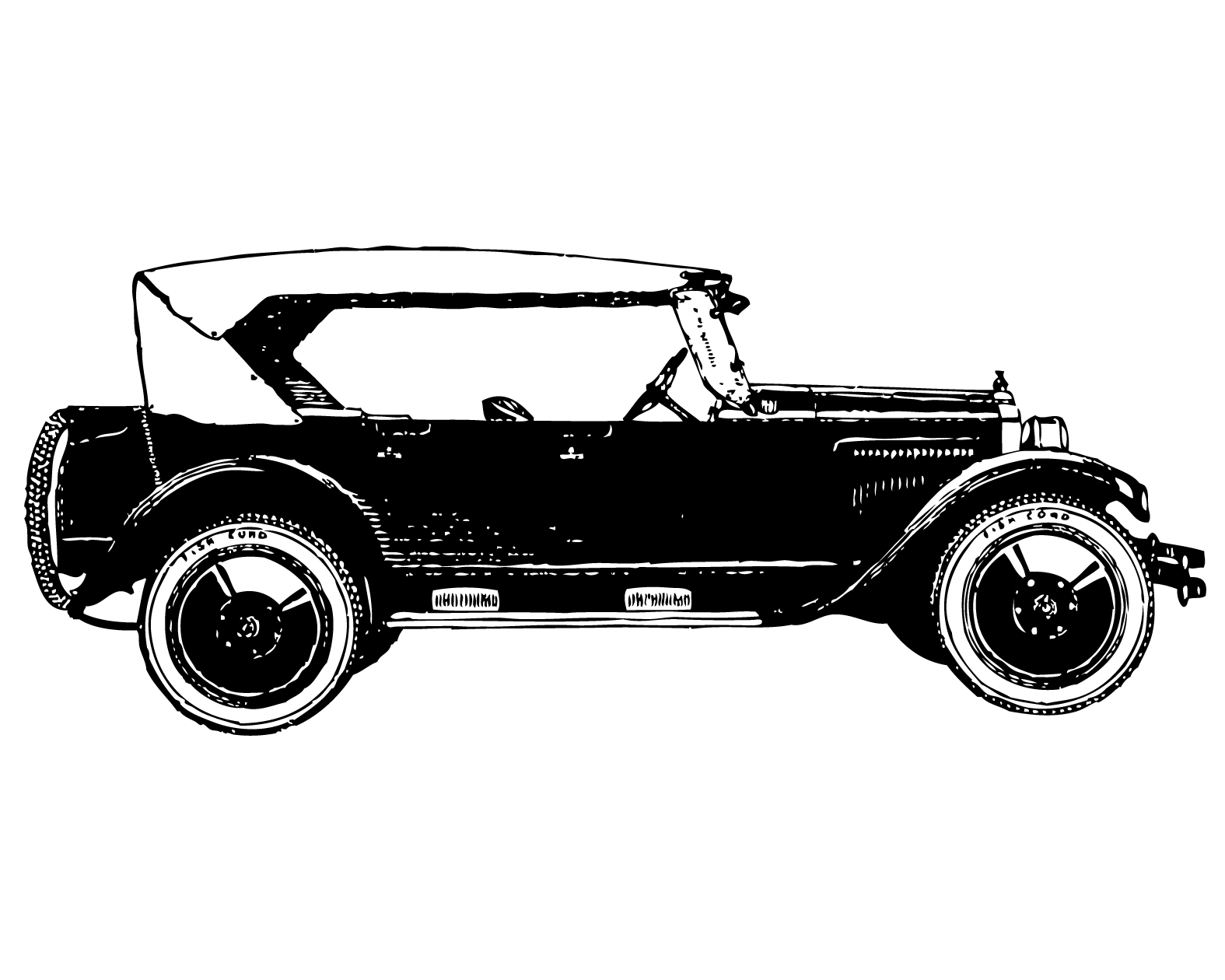 Classic Car clipart old thing Car Cliparts Car Classic Inspiration