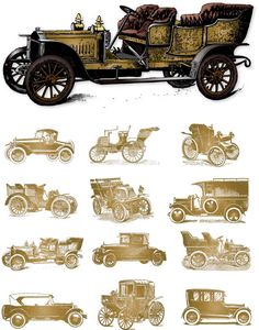 Classic Car clipart old thing Designed cars Porsche engineer download