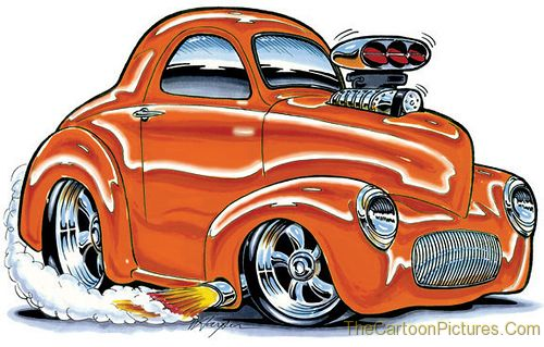 Classic Car clipart old thing Cars Things Negative When Things