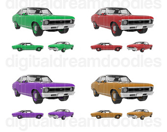 Classic Car clipart oldies Clip Digital car Clipart Car