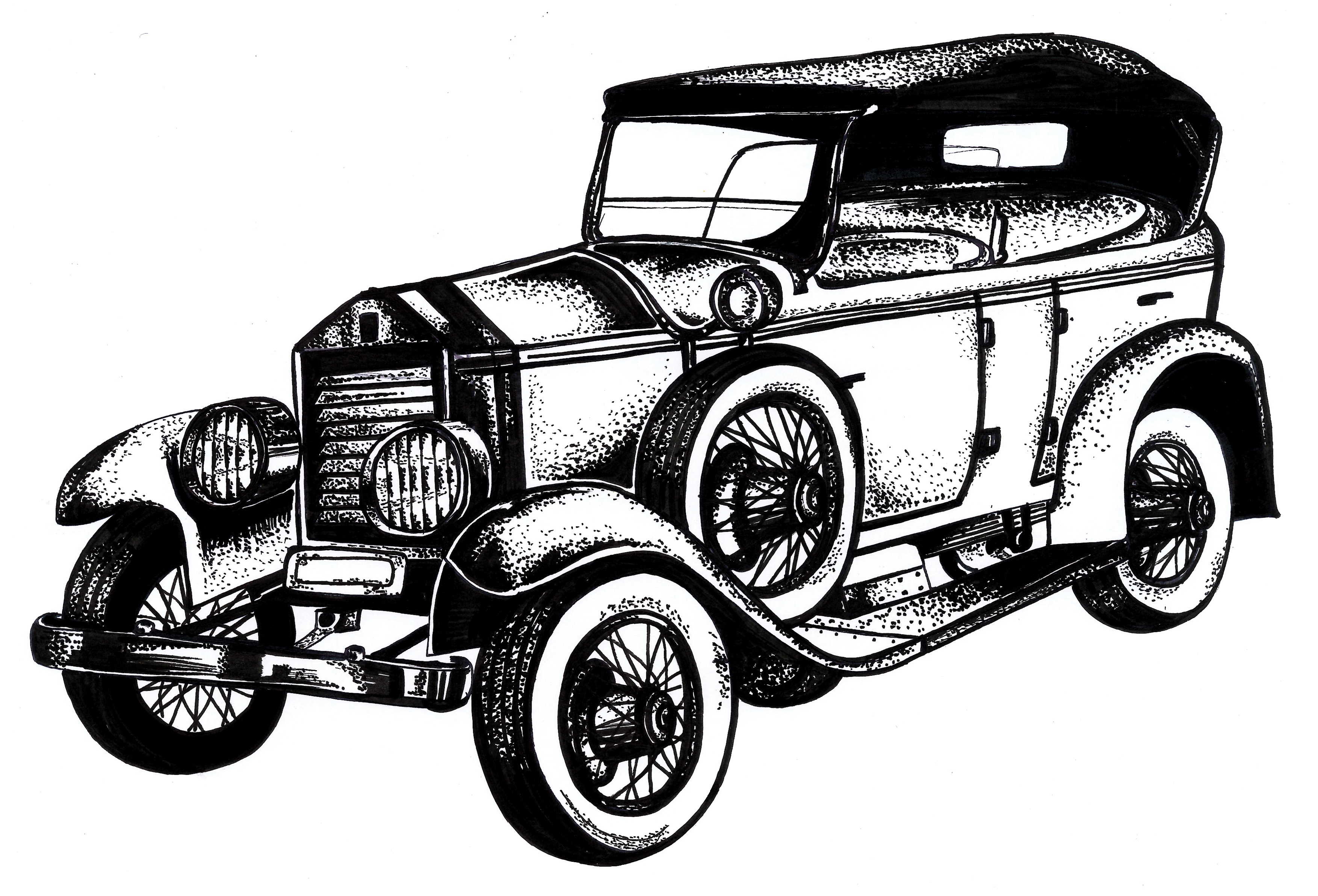 Classic Car clipart oldies & Cars Thermometers Cars &