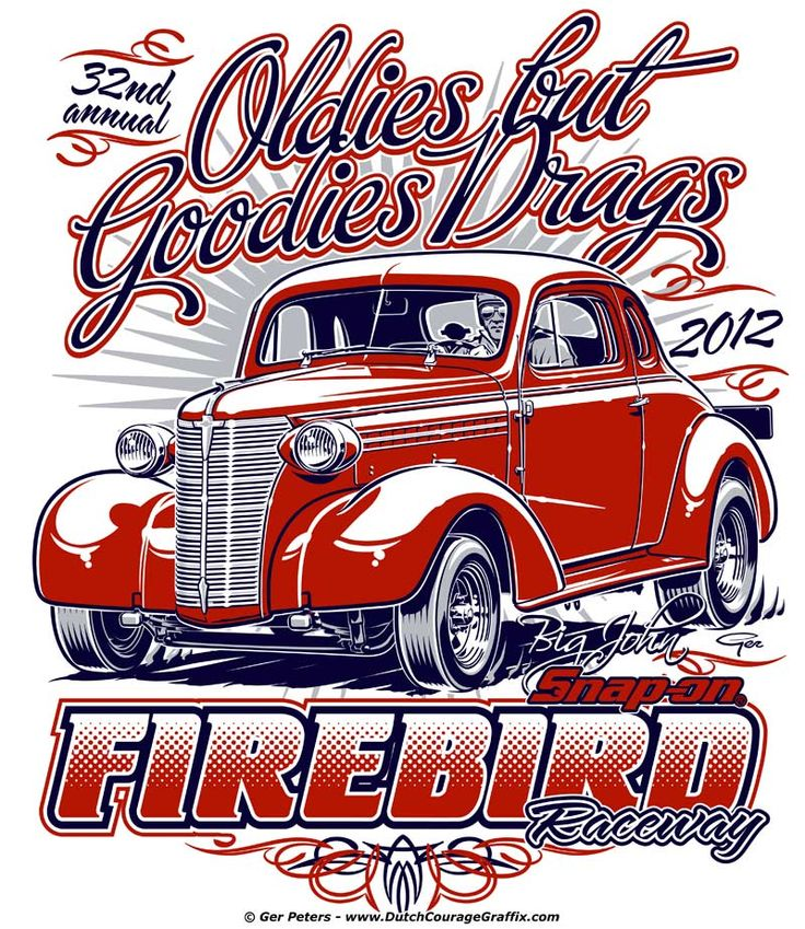 Classic Car clipart oldies More posters rod this images