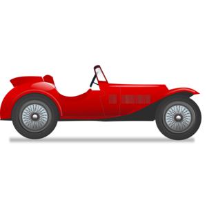 Race Car clipart classic car Free Vintage 3 Classic PNG