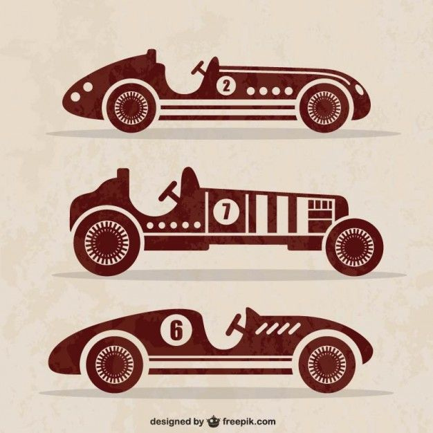 Classic Car clipart racing car Car Best Silhouettes  ideas