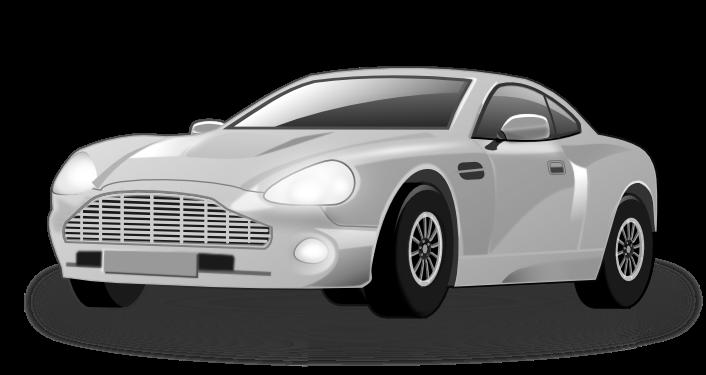 Classic Car clipart sportscar Clip to Shiny Public Free