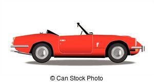 Classic Car clipart sportscar Of Top Sports A Hard
