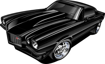 Classic clipart classic muscle car Deviantart Art Clip bmart333 collected