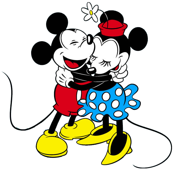 Classic clipart mickey minnie Clipart Minnie Mickey And Clipart