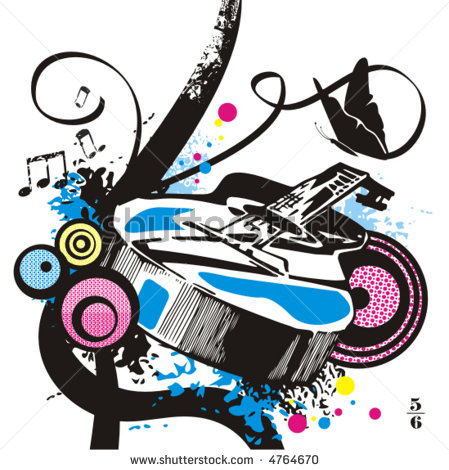 Classic clipart music Wallpaper Free Clipart Images Instrument