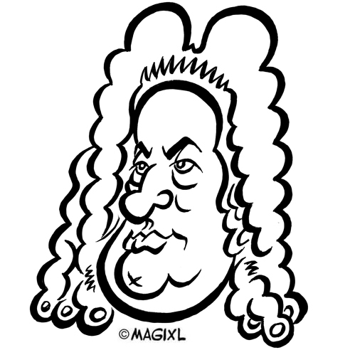 Classic clipart music Make music caricature clipart and