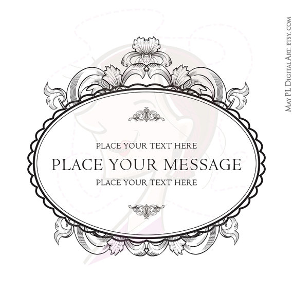 Classic clipart vintage tag #9