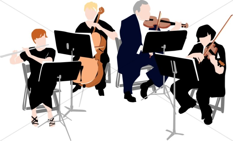 Classical clipart Stock art music  party