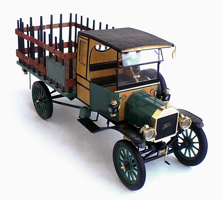 Classical clipart ford model t Truck Stake 1914? Entex 1/16