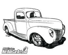 Classical clipart ford truck Automobile 1920 1930 car phaeton