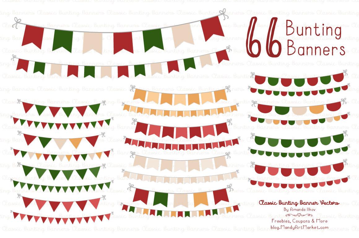 Classics clipart banner Clipart Clip – Art Christmas