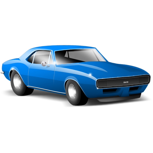 Yellow clipart camaro PNG Format: ClipArt Camaro PNG