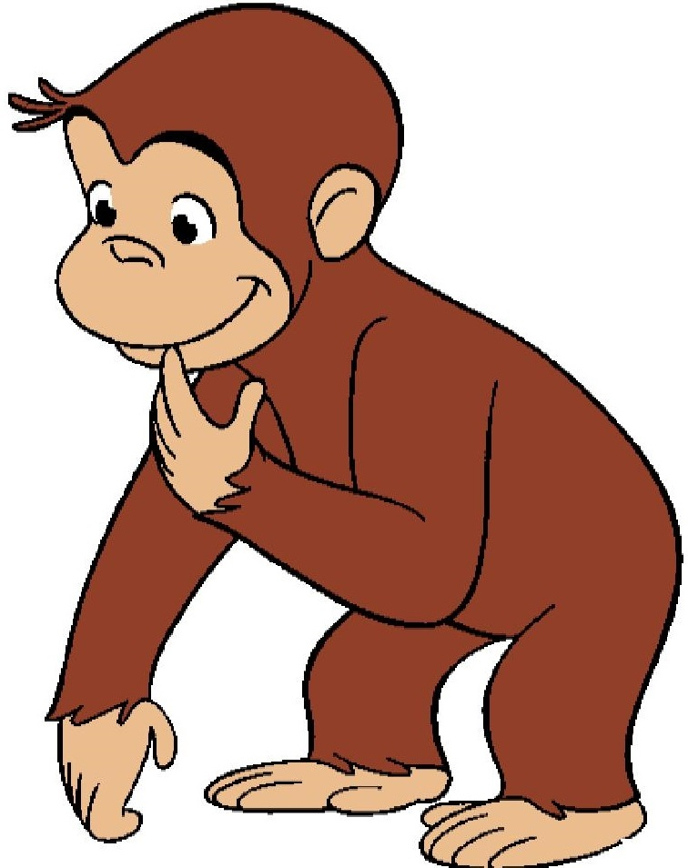 Classics clipart curious george George  george Collection Monkey