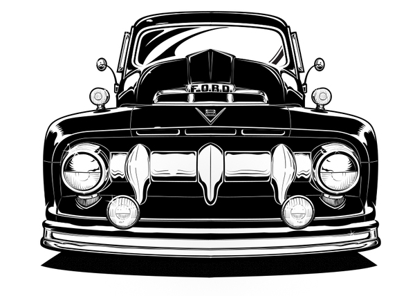 Clint Behance Ford  by