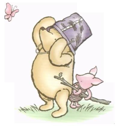 Classic clipart piglet  & Pooh Piglet Classic