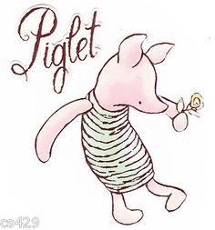 Classic clipart piglet The  I love com/winnie