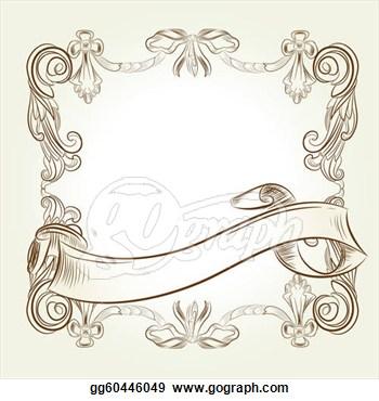 Classical clipart victorian scroll Free Clipart Clip Panda classic%20clipart