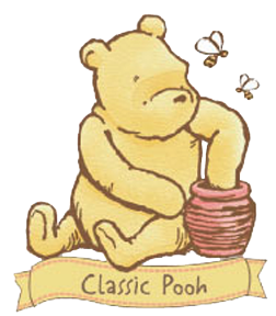 Classics clipart winnie the pooh The Classic Clipart Banner Winnie
