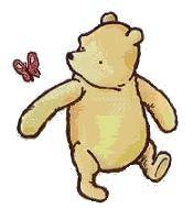 Classic clipart piglet Collection  Classic Vintage Pooh