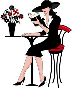 Elegance  clipart Lady Classy Art Woman Image: