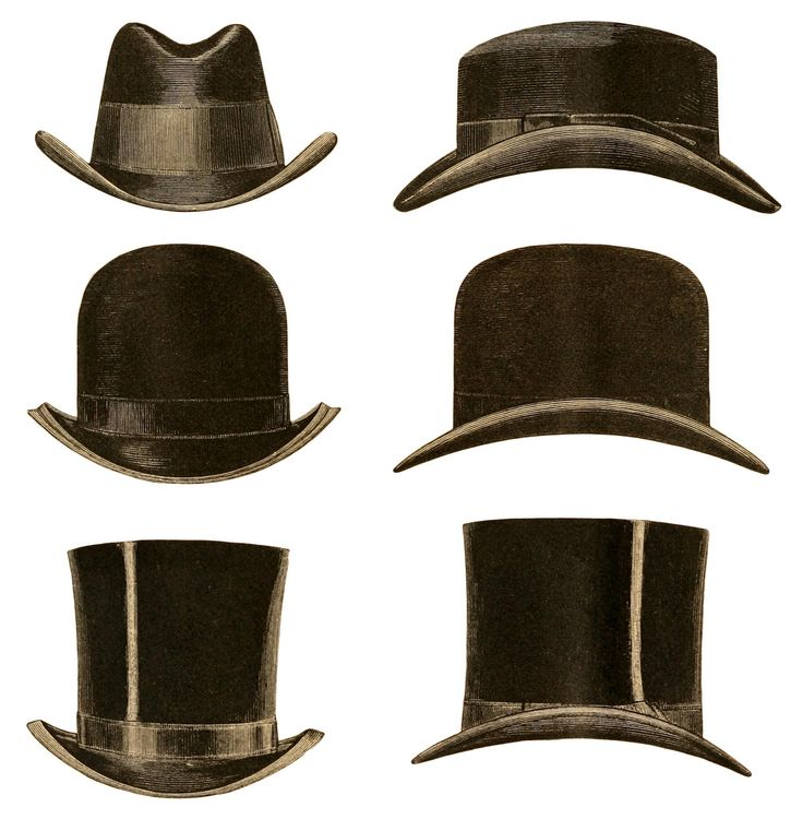 Classy clipart top hat Collection man Top top hat