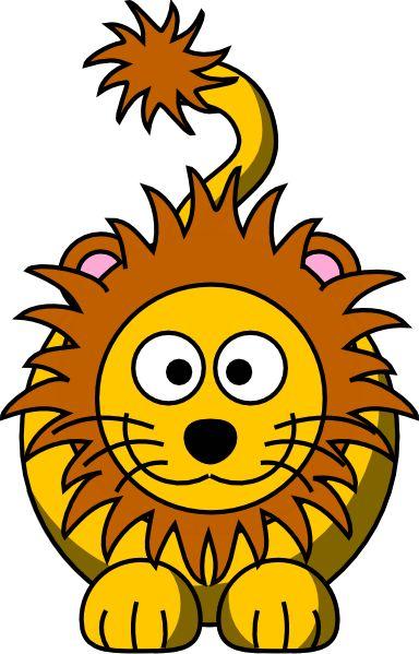 Lion Clipart on Lion Panda