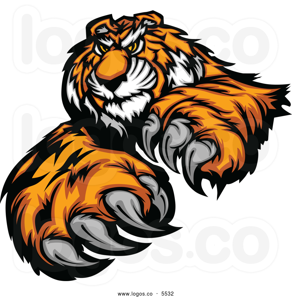 Bengal clipart chinese tiger Art Clip Tiger Download Logo