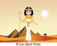 Cleopatra clipart Illustrations Cleopatra 460  Cleopatra