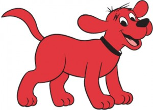 Clifford clipart Red Big Red Bear Paddington