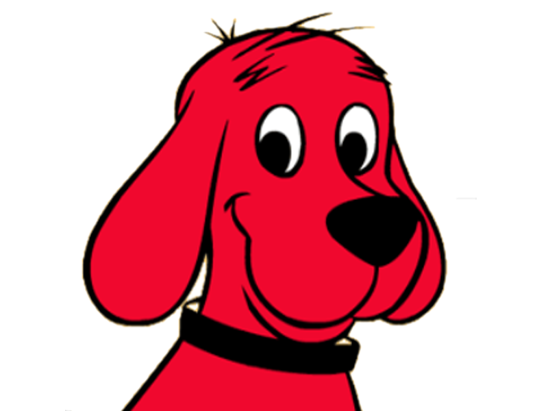 Larger clipart clifford By Dog Red Clifford powered